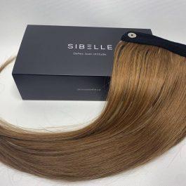 frange Sibelle brun clair #8