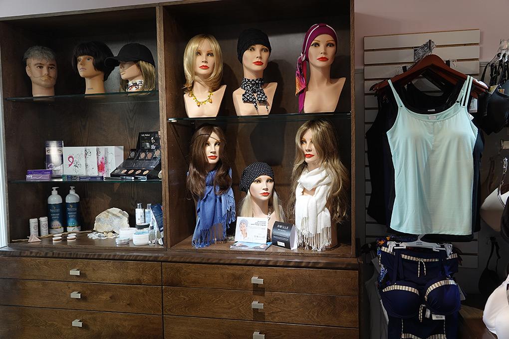 Boutique lingerie Danielle Perrault